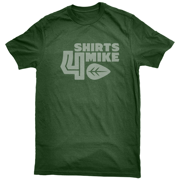 Logo Shirt, Green